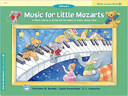 Music For Little Mozarts: Lesson - Book 2 (Book)