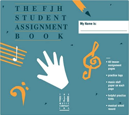FJH - Student Assignment Book