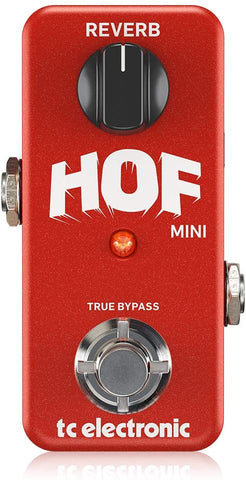 TC Electronic HOF Mini Reverb pedal - Used