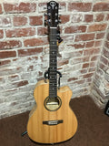 TETON - ACOUSTIC ELECTRIC GUITAR - STG130FMCENT