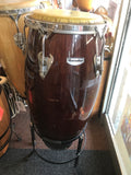 "12.5"" Matador Conga, Dark Wood, Chrome hardware  M754S-W w/stand (USED)"