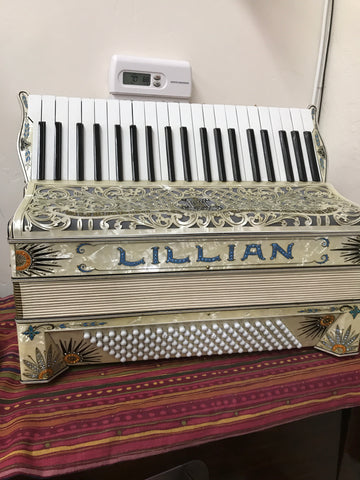 Guerini San Francisco - Full Size Accordion w/case