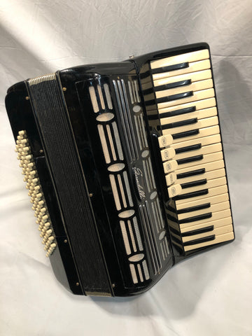Scandalli Piano Accordion 37/80