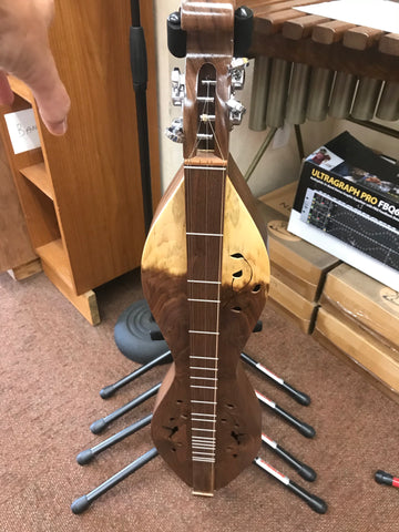 Walnut Creek Mountain Dulcimer - Walnut