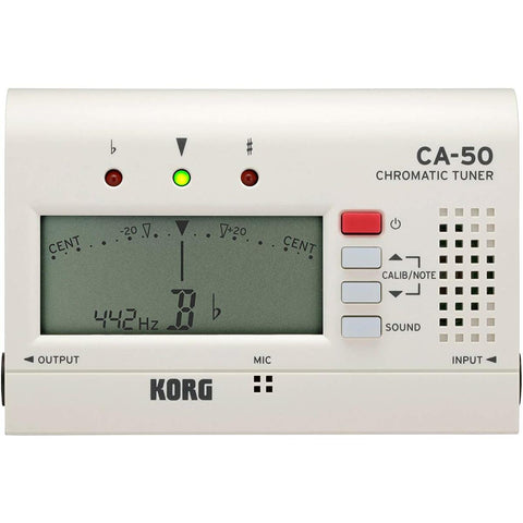 Korg - Chromatic Tuner - CA-50