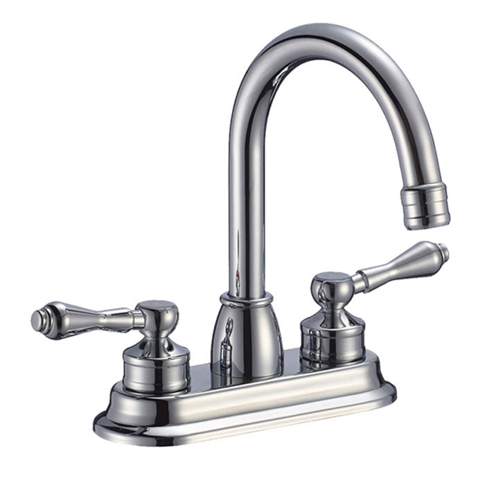Two Handle 4″ Bathroom Faucet