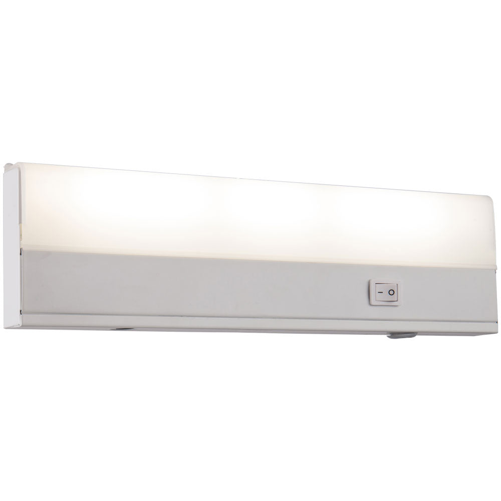 LED Under Cabinet Lighting 12″ x 3-1/2″ x 1″