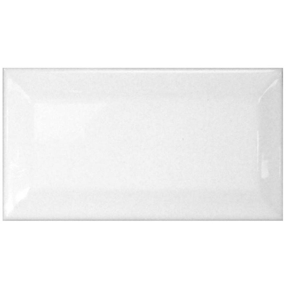 Subway White Tile 4″ x 8″