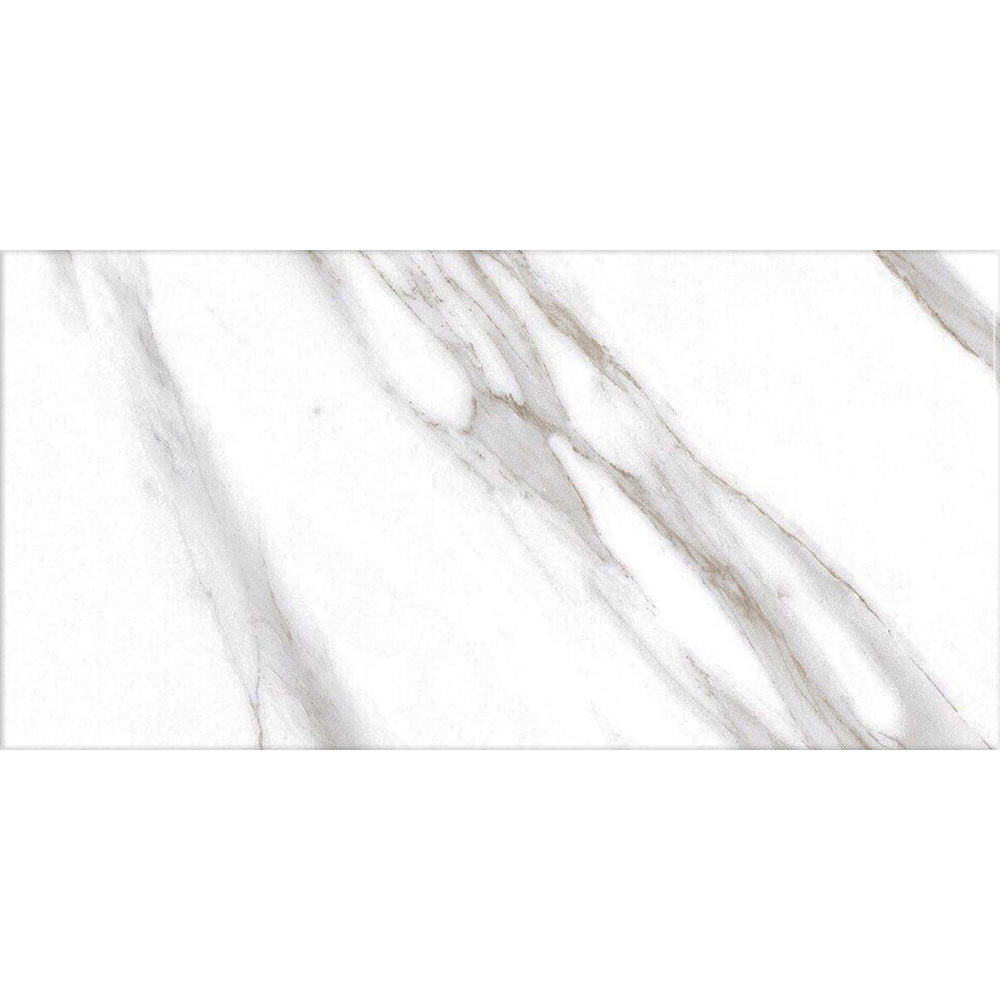Carrara Ceramic Tile 12″ x 24″