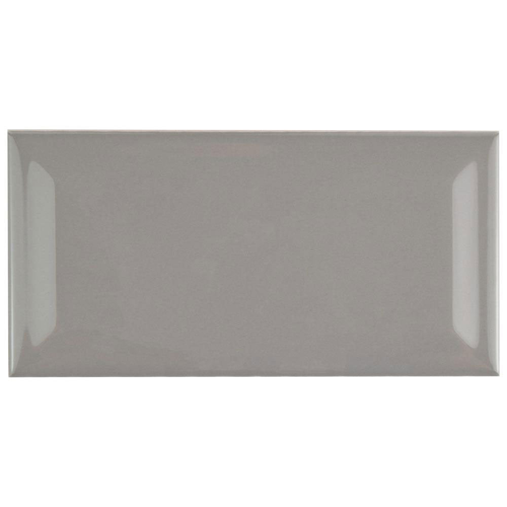 Subway Gray 4″ x 8″