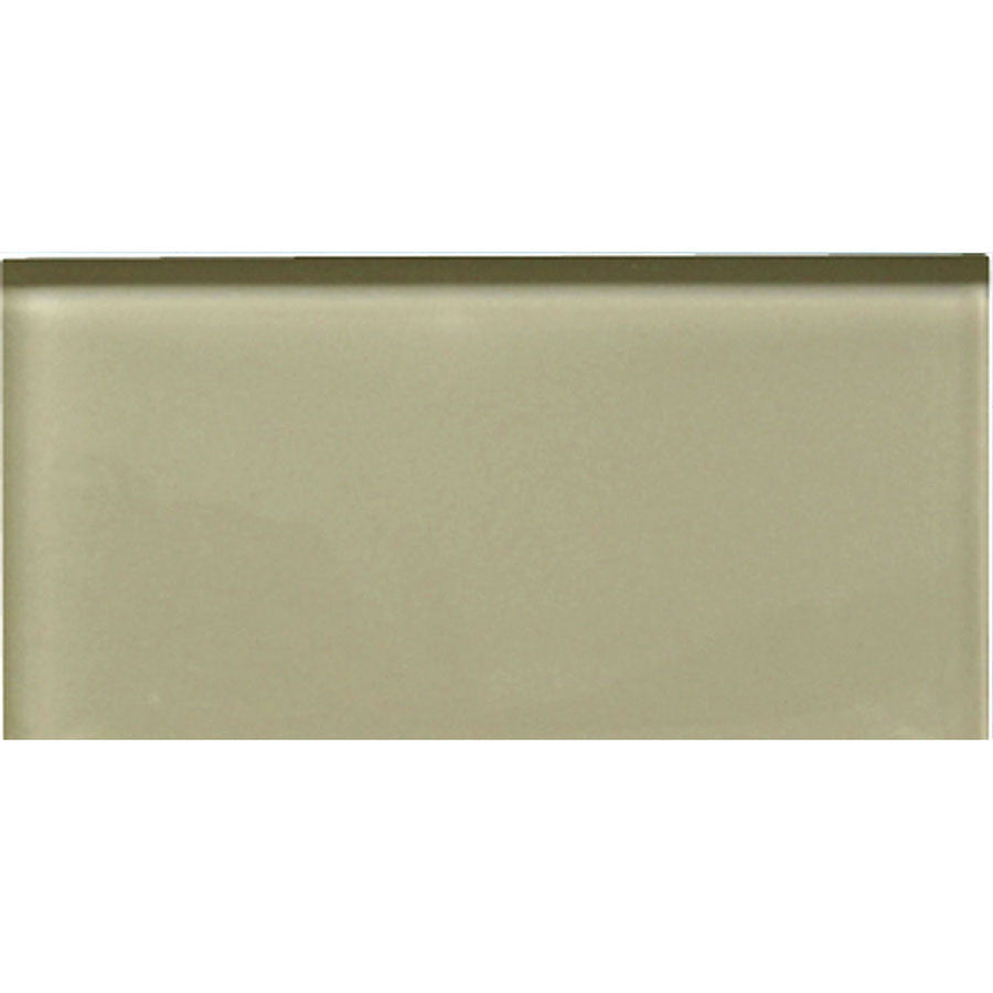 Glass Brown 3″ x 6″