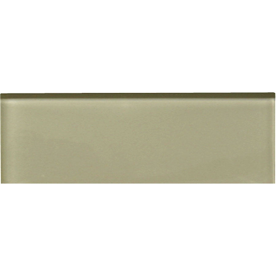 Glass Brown 4″ x 12″
