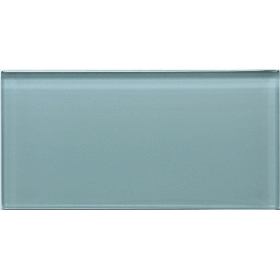 Glass Blue 3″ x 6″