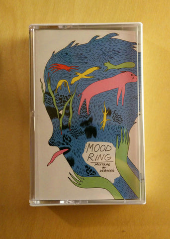 DEBASER - MOOD RING Compilation Cassette