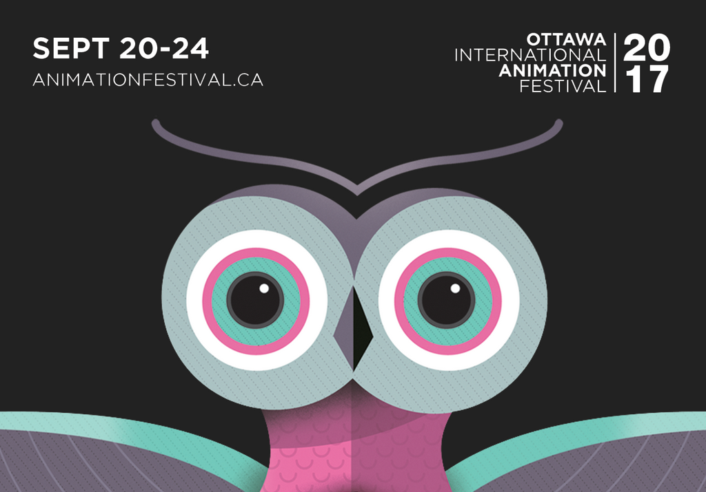 Ottawa International Animation Fest 2017!