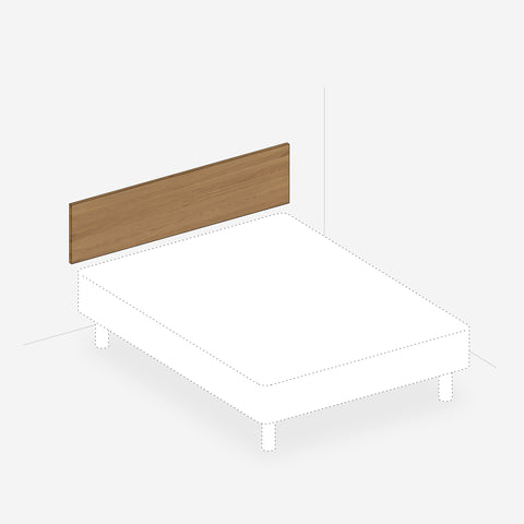 Wall-mounted Headboard