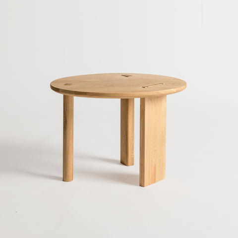 Small Tenon Table — Oak