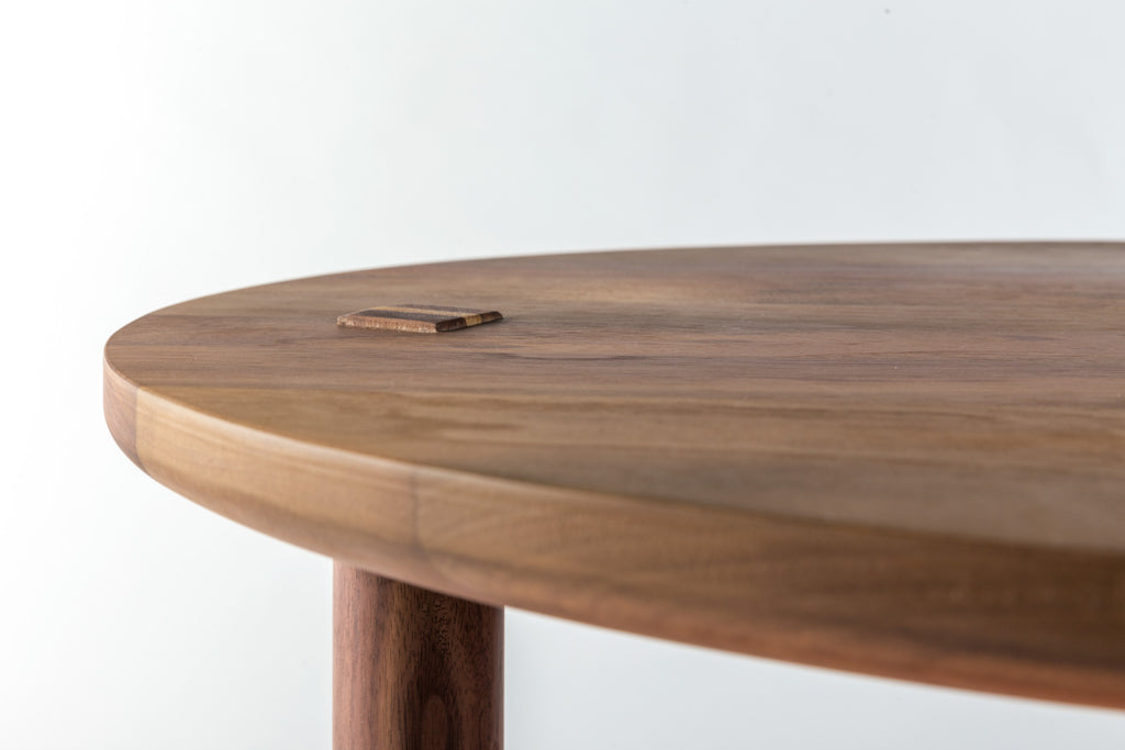 Small Tenon Table — Walnut