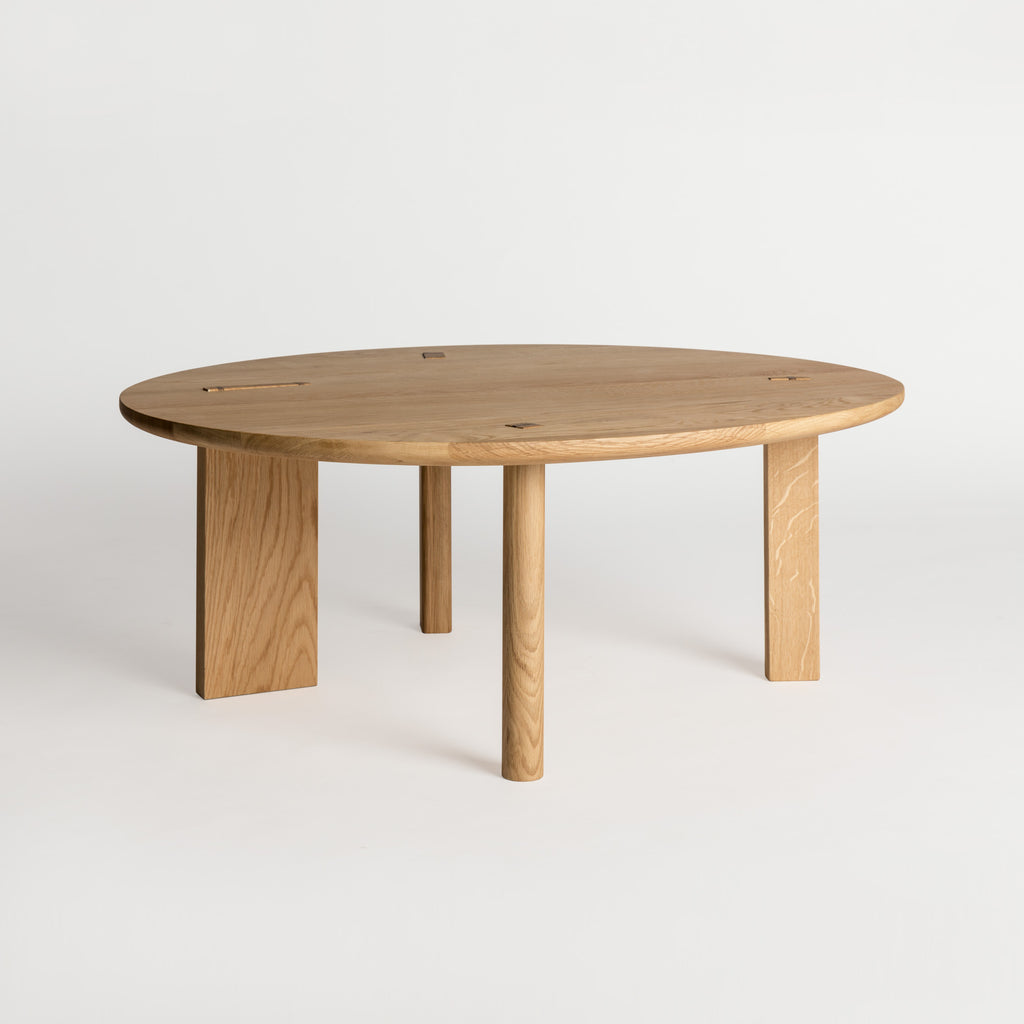 Large Tenon Table — Oak
