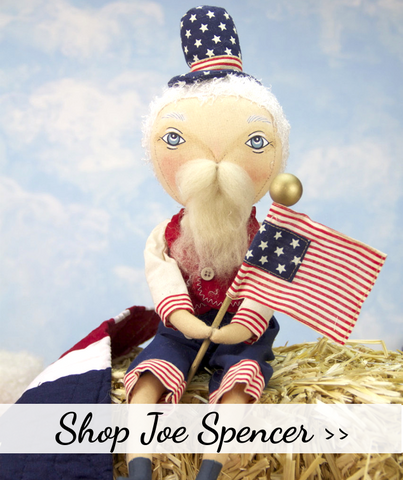 Shop All Joe Spencer Dolls