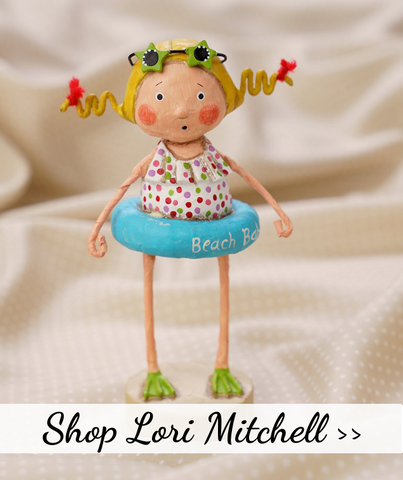 Shop All Lori Mitchell Figurines