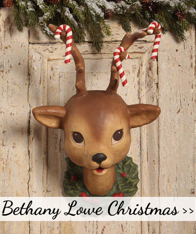 Bethany Lowe Christmas Decorations