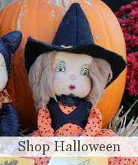 Joe Spencer Halloween Dolls