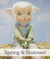 Joe Spencer Spring & Summer Dolls