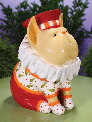 French Bulldog Cookie Jar