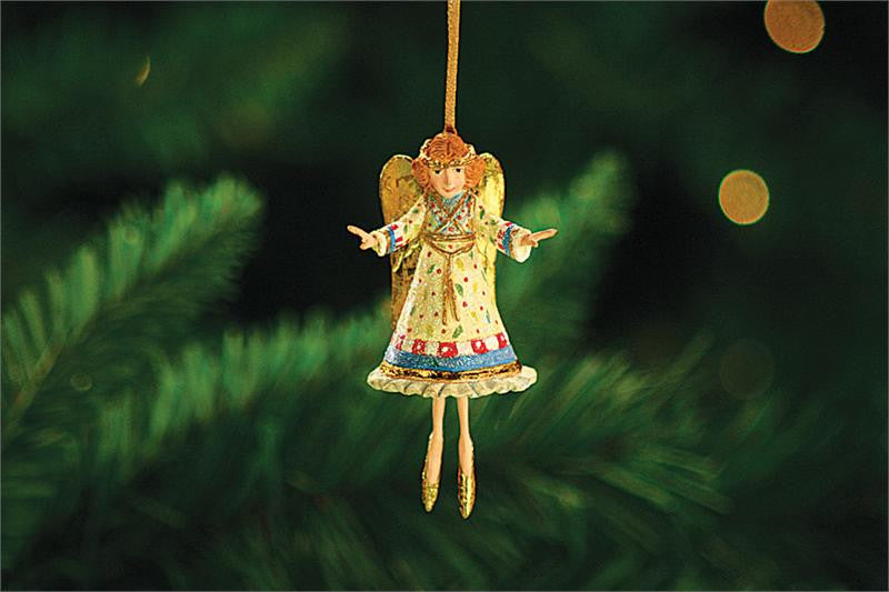 Mini Heavenly Angel Ornament