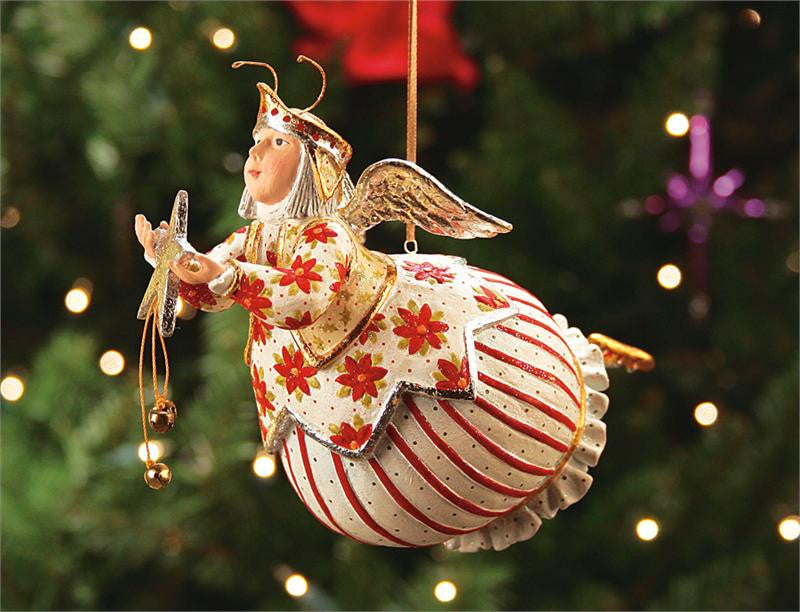 Celeste Star Fairy Ornament