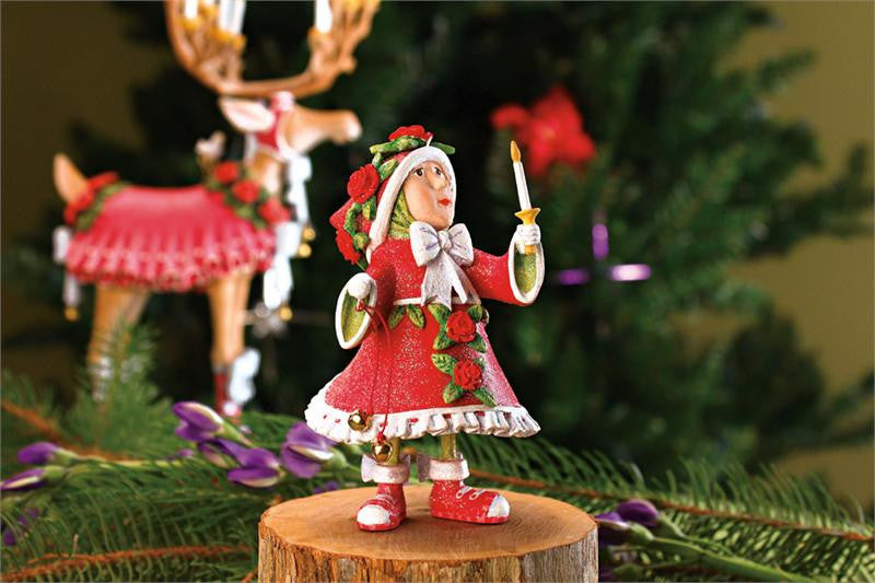 Donna's Light Elf Ornament