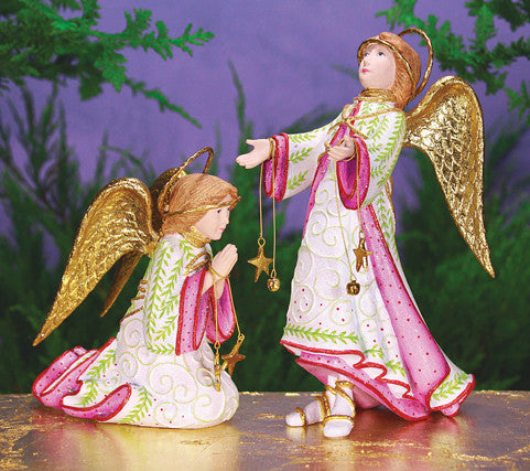 Patience Brewster Nativity Angels