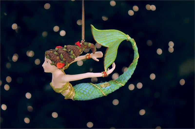 Mercy Mermaid Ornament