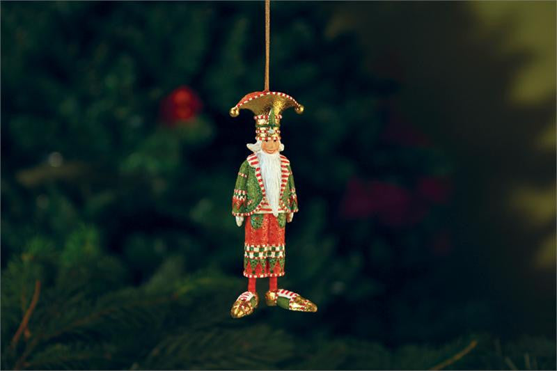 Mini Nutcracker Ornament