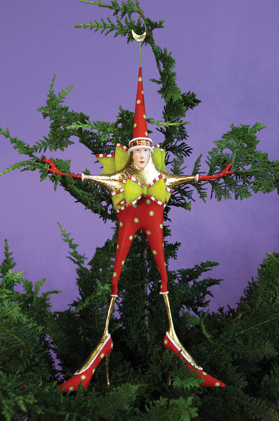 Stella Star Woman Tree Topper