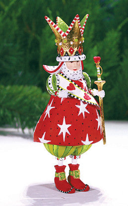 King of Hearts Ornament