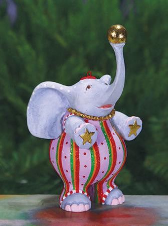 Anika Elephant Ornament
