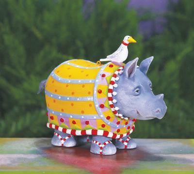 Ralph Rhino Ornament