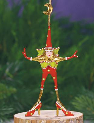 Mini Star Woman Ornament