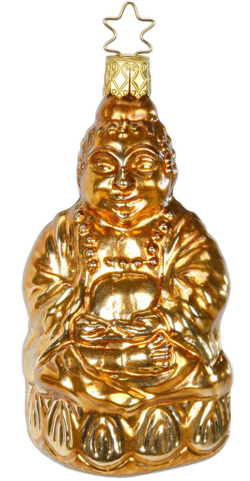 Enlightened Buddha Ornament