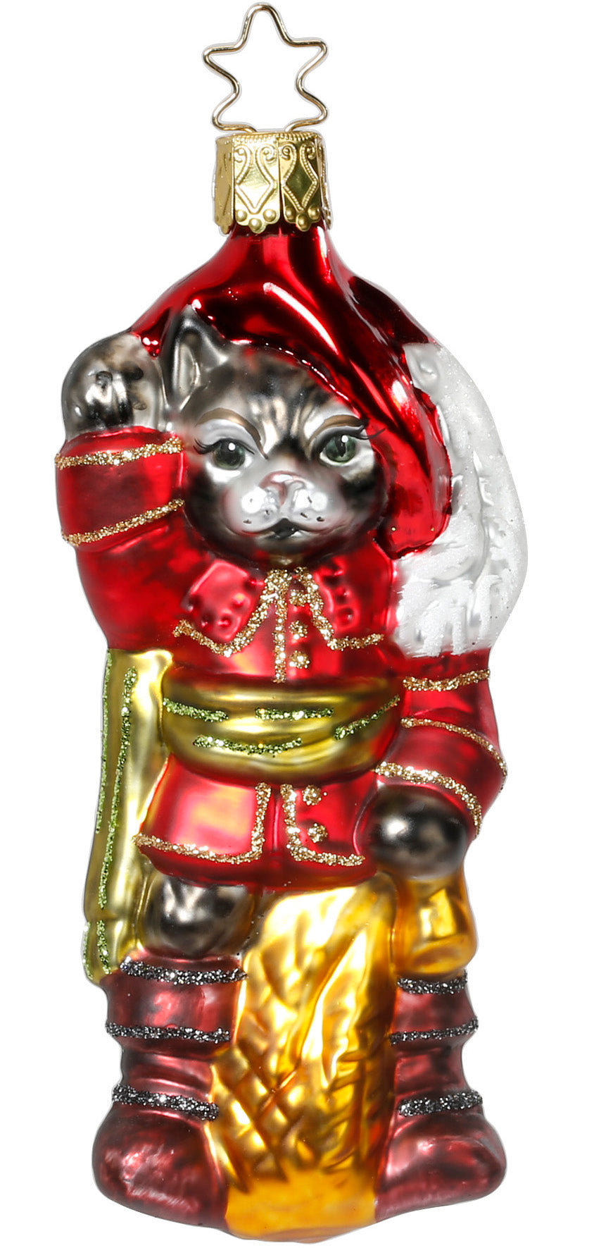 Puss'n' Boots Ornament