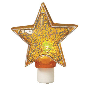 Mosaic Star Night Light