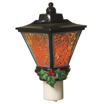 Mosaic Lantern Night Light