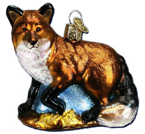 Red Fox Ornament