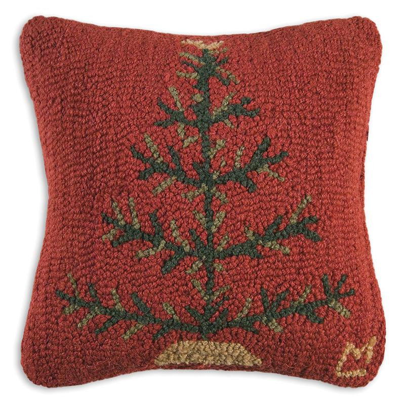 Feather Tree Pillow