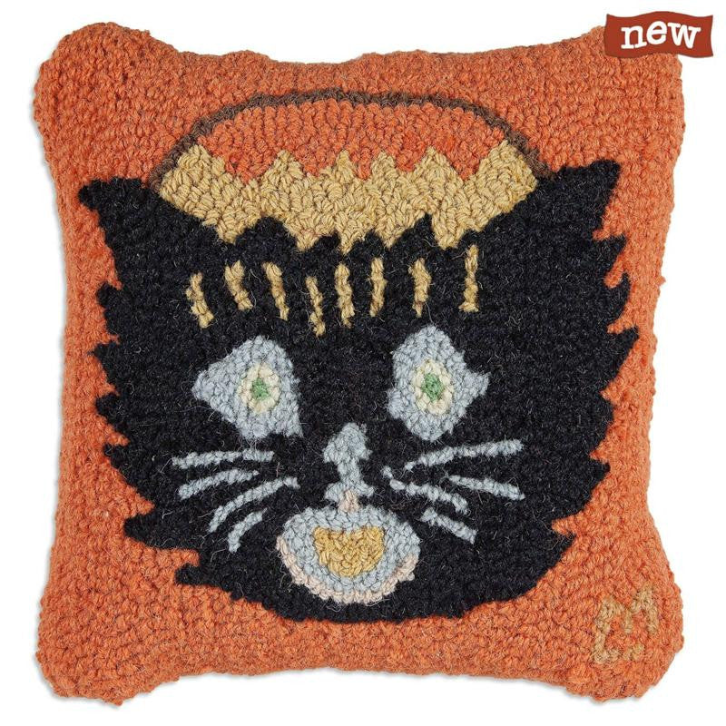 Kitty Candy Bucket Pillow