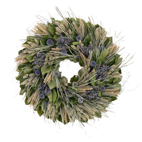 Lavender Hill Wreath
