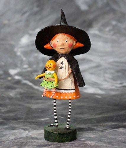 Lori Mitchell Gretta Goodwitch Figurine