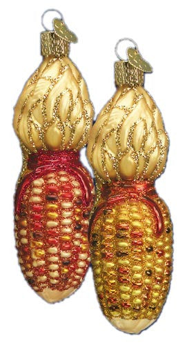 Indian Corn Ornaments